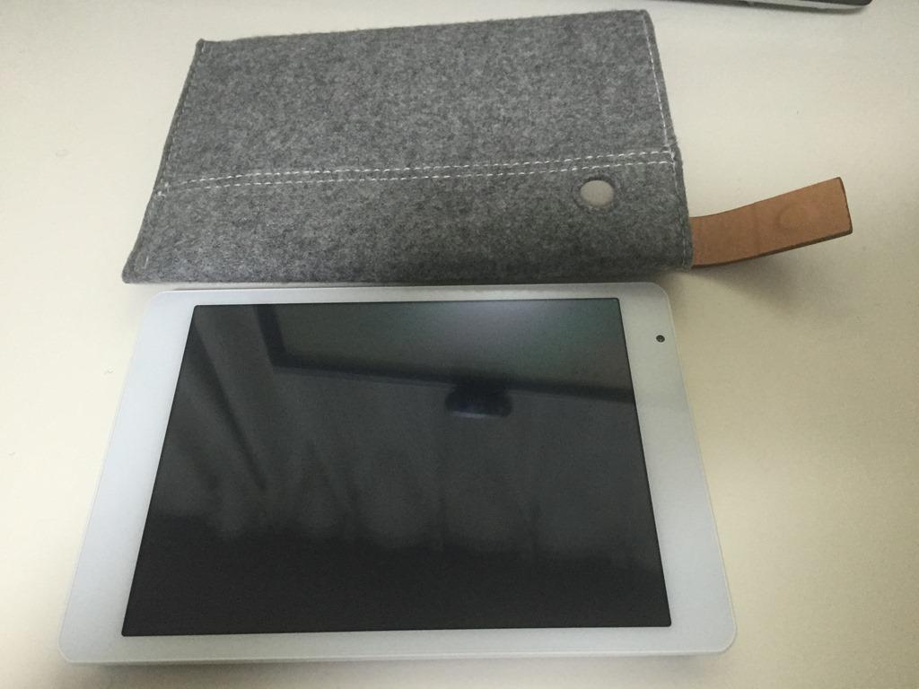 Teclast X89Win に日本語OSを入れる