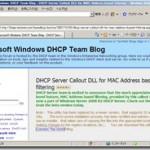 DHCP ServerでMACアドレスフィルタリングを行う
