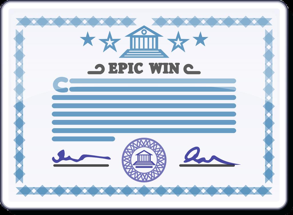 certificate-40983_1280